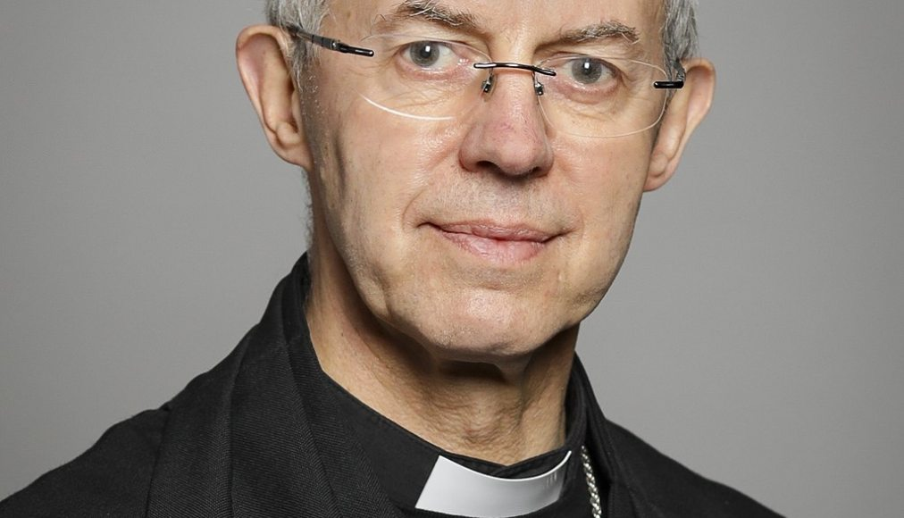 Justin Welby, archévêque de Canterbury / ©Wikimedia Commons/Roger Harris/CC BY 3.0