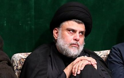 Moqtada Sadr / ©CC BY 4.0, Wikimedia Commons